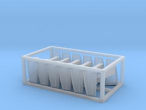 (6) 2020 & NEWER POWER ADJUST MIRROR SETS - BR in Smooth Fine Detail Plastic