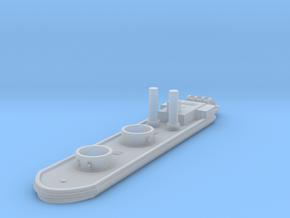 1/1200 John Roy Gunboat (CSA) in Smooth Fine Detail Plastic