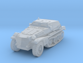 Sdkfz 252 1/144 in Smooth Fine Detail Plastic