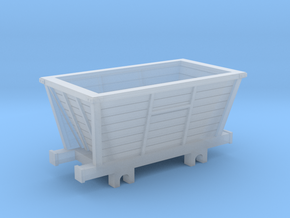 chauldron wagon in Smooth Fine Detail Plastic