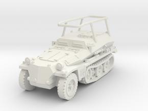 Sdkfz 253 Radio 1/72 in White Natural Versatile Plastic
