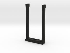 Renogy Smart LiFePO4 100Ah Hold Down in Black Natural Versatile Plastic