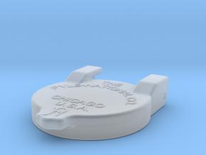 Pyle Marker Light Socket Cover in Smoothest Fine Detail Plastic