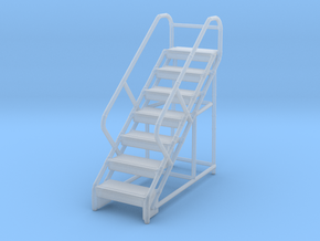 Warehouse Ladder 1/100 in Smooth Fine Detail Plastic