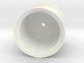 1:32 Felge LSW 1400 universal in White Processed Versatile Plastic: 1:32