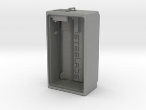Mechanical Squonker (Squared Version) in Gray PA12