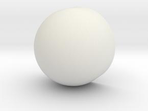RM30_Volumen in White Natural Versatile Plastic
