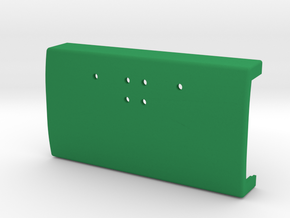 ACCS-T-USB_ISO in Green Processed Versatile Plastic