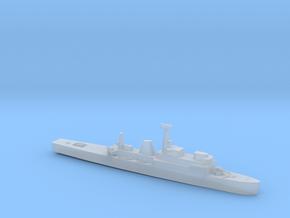 1/1800 Scale HMS Mermaid F76 in Smooth Fine Detail Plastic