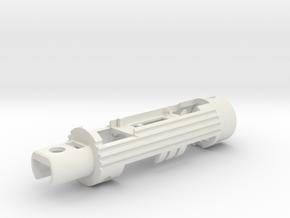 1CRU - Creepy Uncle v3 Proffieboard v2.2 in White Natural Versatile Plastic