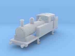 b-148fs-metropolitan-e-class-0-4-4t-loco in Smooth Fine Detail Plastic