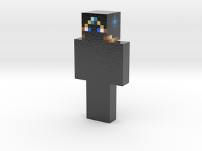 bluey52_ | Minecraft toy in Glossy Full Color Sandstone