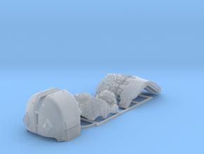Wolf Pack: Full Atlas Pattern Kit in Smooth Fine Detail Plastic