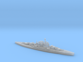 Bayern 1/2400 WWII in Smooth Fine Detail Plastic