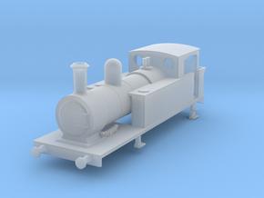 b-148fs-metropolitan-d-class-2-4-0t-loco in Smooth Fine Detail Plastic