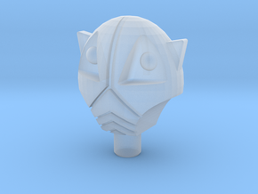 Amazon Acroyear Head in Smooth Fine Detail Plastic