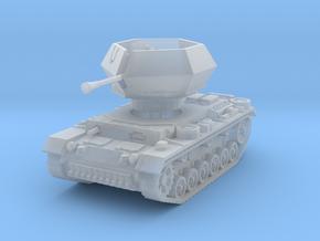 Flakpanzer III Ostwind 1/76 in Smooth Fine Detail Plastic