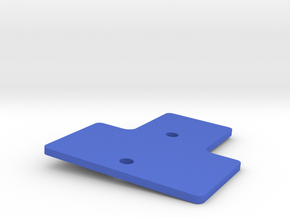 Pneuma - Hamburg Trans Spacer in Blue Processed Versatile Plastic