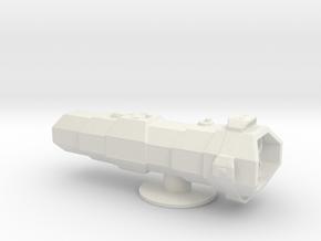 military transport Pegasus The colonial war saga in White Natural Versatile Plastic