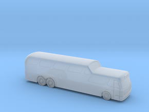 Scenicruiser Bus - 1:500scale in Smooth Fine Detail Plastic