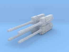 Machine Guns Vz.30, 2+2pcs in Smoothest Fine Detail Plastic