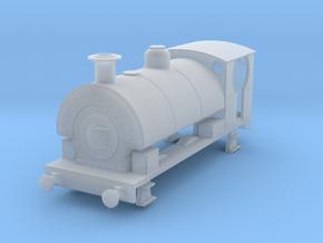 b-148fs-metropolitan-peckett-0-6-0-loco in Smooth Fine Detail Plastic