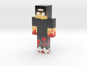 BlackPoison_ | Minecraft toy in Glossy Full Color Sandstone
