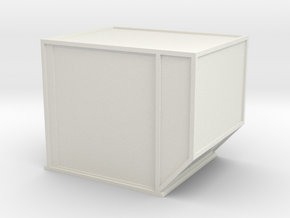 AKE Air Container (closed) 1/48 in White Natural Versatile Plastic
