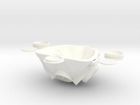 My Mask (Draft) in White Processed Versatile Plastic