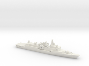 Vasco da Gama-class frigate, 1/1250 in White Natural Versatile Plastic