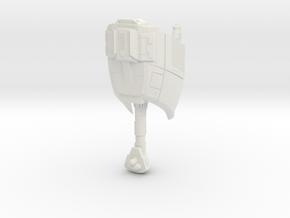 klingon L13 3900 in White Natural Versatile Plastic