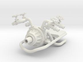 pump-2 in White Natural Versatile Plastic