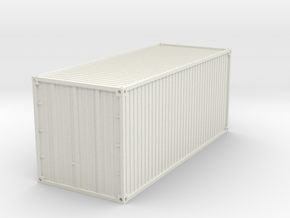 20 feet Container 1/35 in White Natural Versatile Plastic