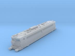 SNCB SERIE 18 echelle N belge in Smoothest Fine Detail Plastic