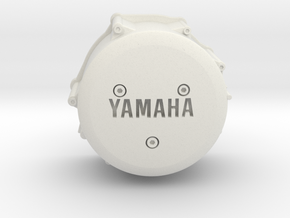 Tamiya 16034 Yamaha XS1100 Midnight Special Greebl in White Natural Versatile Plastic