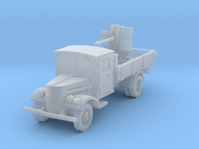 Ford V3000 Flak 38 late 1/200 in Smooth Fine Detail Plastic