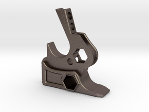 Leatherman Skeletool Hammer/Jammer  in Polished Bronzed-Silver Steel