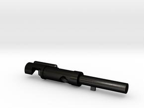 Pin_35mm in Matte Black Steel