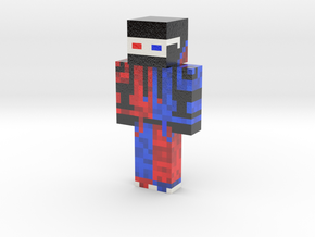 MasterLeapy | Minecraft toy in Glossy Full Color Sandstone