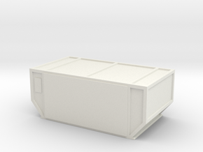 AAF Air Container (closed) 1/12 in White Natural Versatile Plastic