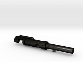 Pin_36.2mm in Matte Black Steel