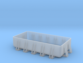 Schwimmingpool_3 HO 1:87 in Smooth Fine Detail Plastic: 1:87 - HO