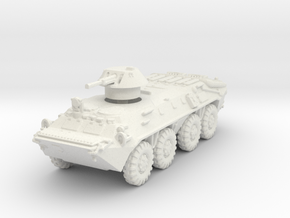 BTR-70 early IR 1/120 in White Natural Versatile Plastic