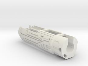 Modular Chassis Unit (CFX) in White Premium Versatile Plastic