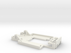 1/32 Carrera Porsche 917/30 Chassis slot.it pod in White Natural Versatile Plastic