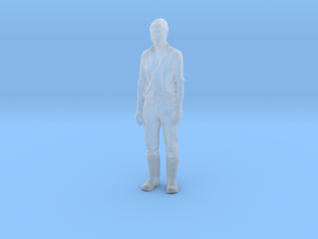 Printle T Homme 2601 - 1/48 - wob in Smooth Fine Detail Plastic