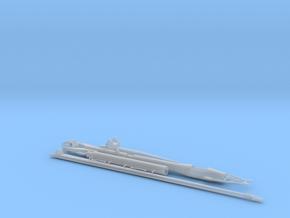 Turmdrehkran Kirow Rapid III-1 - Turm in Smooth Fine Detail Plastic