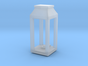 1:12 Floor Single Lantern (0.089 hole) in Smooth Fine Detail Plastic