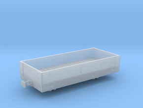 Ffestiniog beer wagon 7mm scale in Smooth Fine Detail Plastic