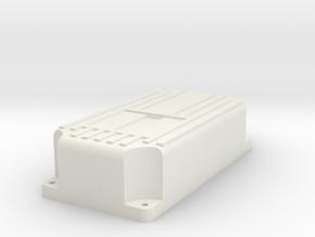 MSD like Ignition Module 1:10 scale in White Natural Versatile Plastic